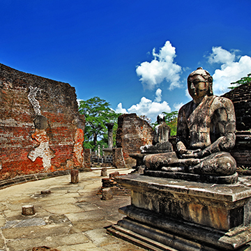 Main attractions in Sri Lanka
