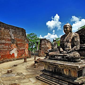 Main attractions of Sri Lanka