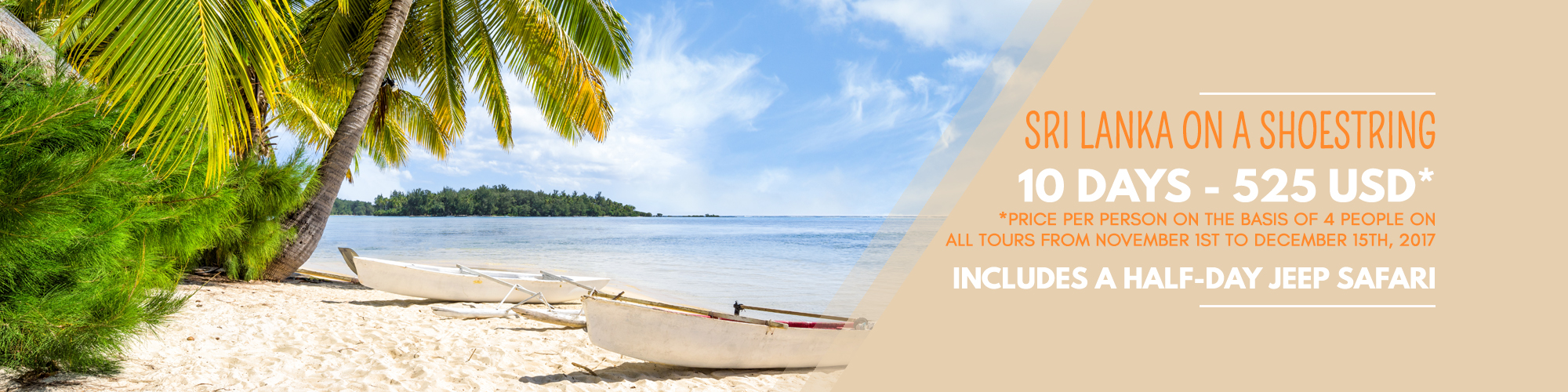 special offer sri lanka