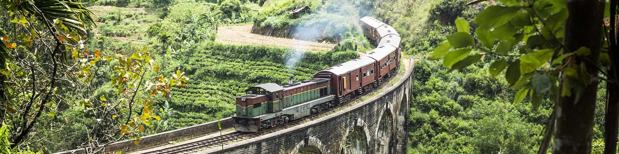 Transportation in Sri Lanka travel