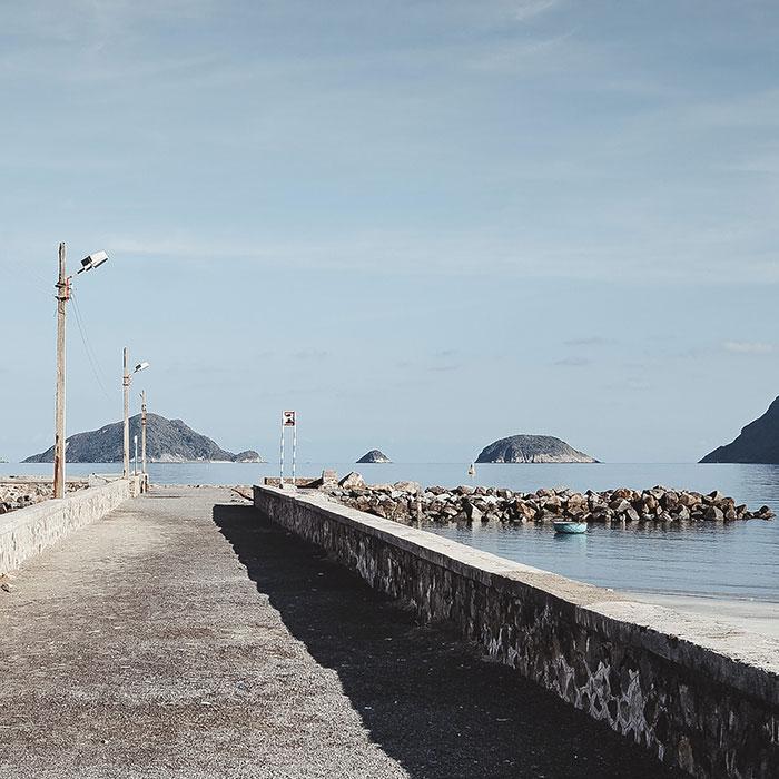 Vietnam, Con Dao Island