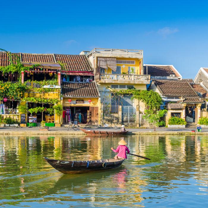 Visit Hoi An