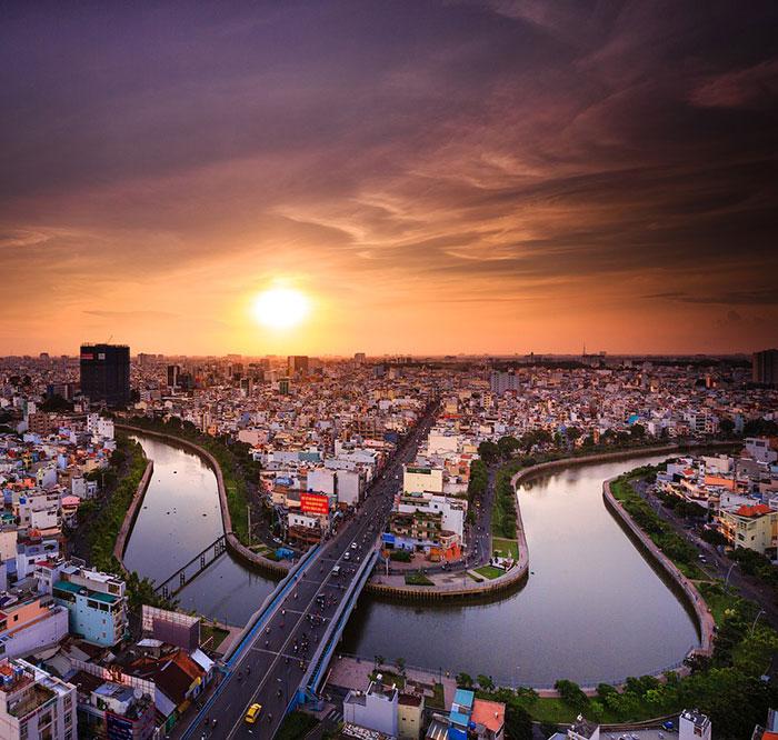 Vietnam Ho Chi Minh
