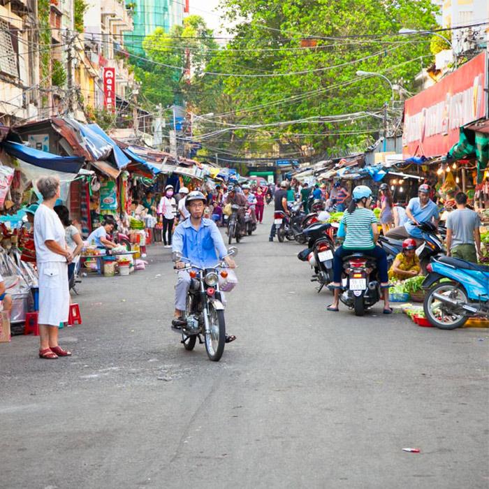Vietnam, Ho Chi Minh