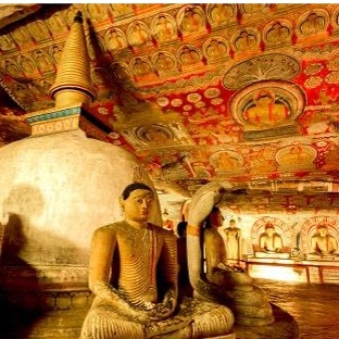 Sigirya cave