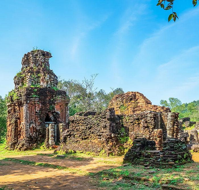 My Son temple Vietnam