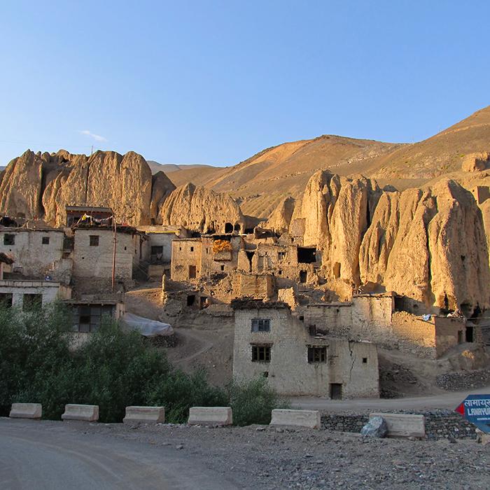 India, Lamayuru, Ladakh