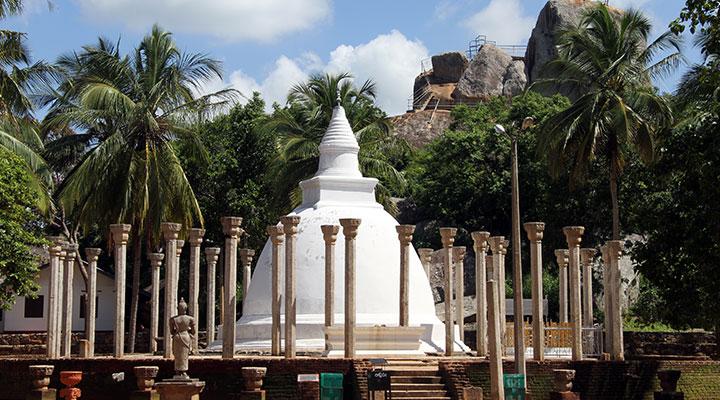 Ancient city Anuradhapura