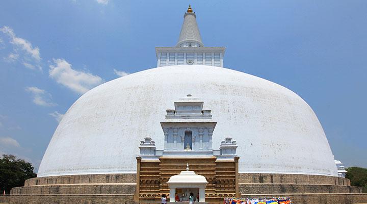 Ancient capital Anuradhapura