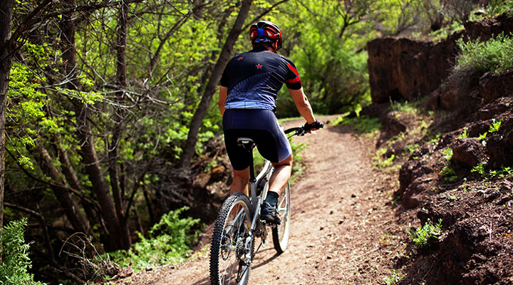Hill Country cycling trip in Sri Lanka