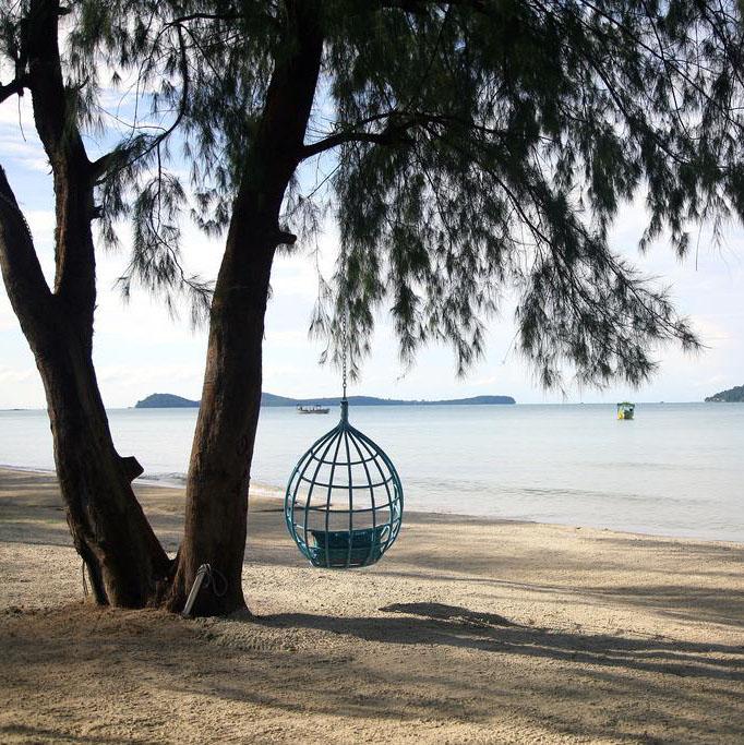 Naia Resort, Otres, Sihanoukville, Cambodia
