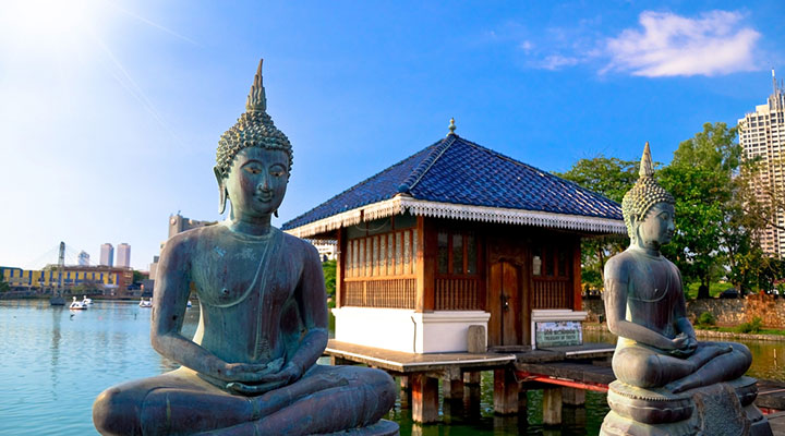 Arrival in Sri Lanka & Colombo city tour