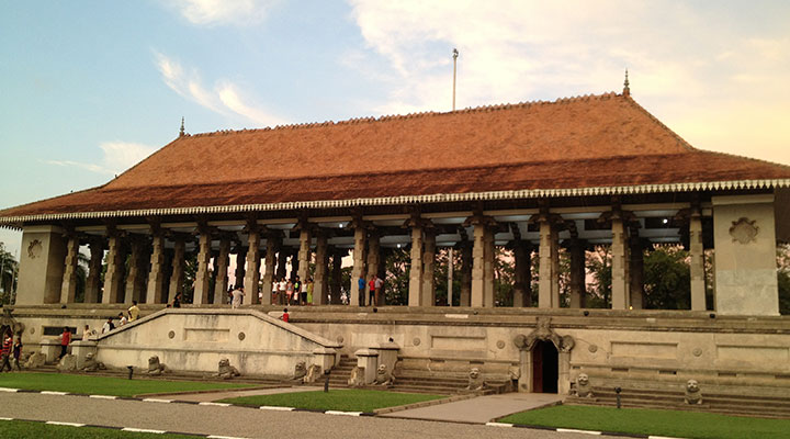 Colombo city sightseeing