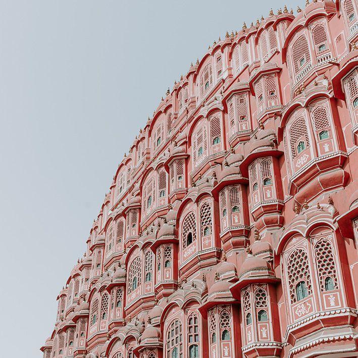 Pink Palace, Jaipur, Rajasthan