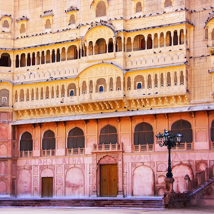 Fort Junagarh, Bikaner, Rajasthan, India