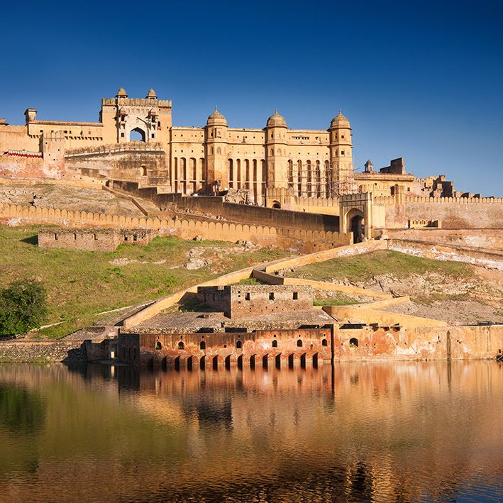 Amber Fort, Rajasthan, India