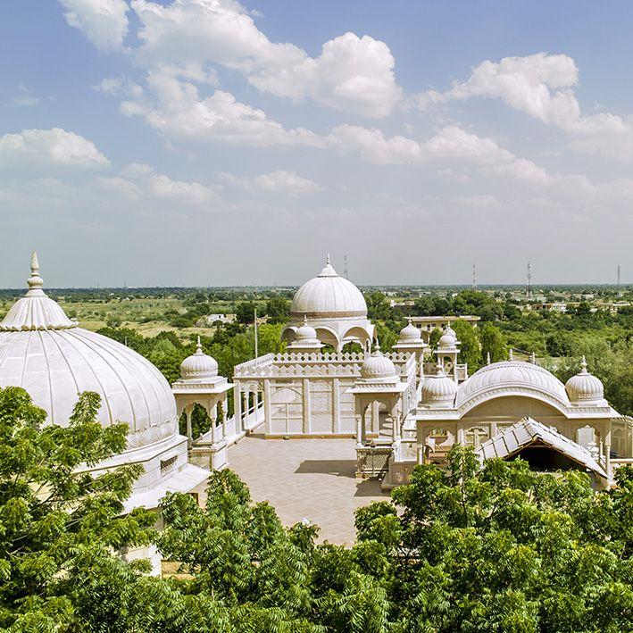 Jain Temple, Jaisalmer, Rajasthan, India