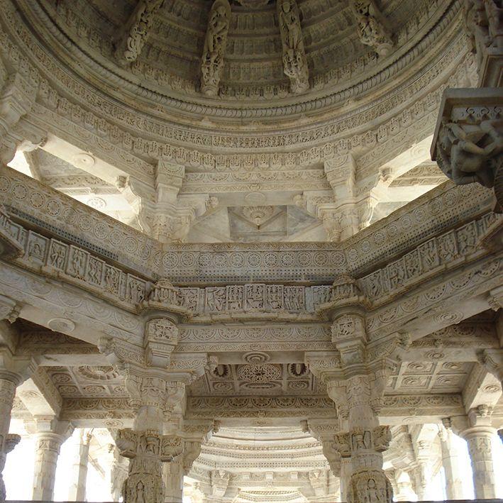 Chaumukha Temple, Ranakpur, Rajasthan