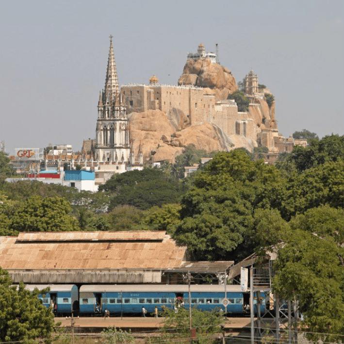 Tiruchirappalli, Trichy, Tamil Nadu, India
