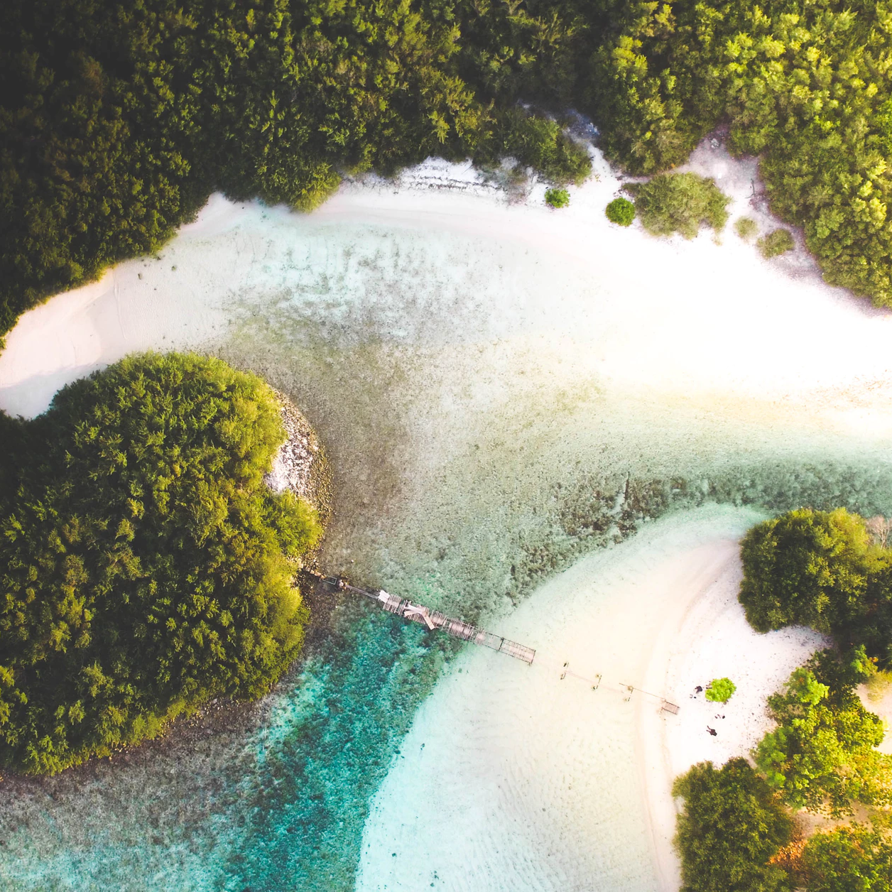 Heavenly island, Maldives