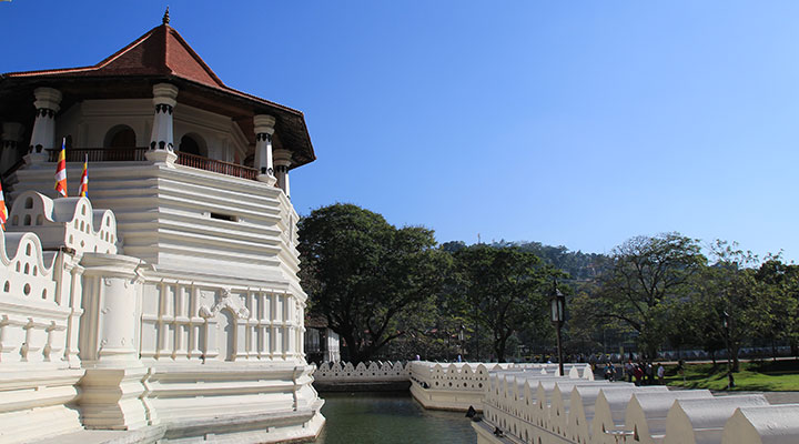 Matale temples & Kandy Temple of the Tooth