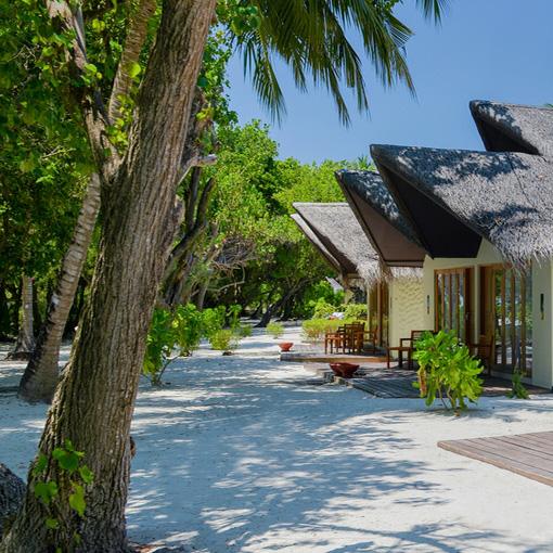 Beach House, Adaaran select hudhuranfushi Hotel, Maldives
