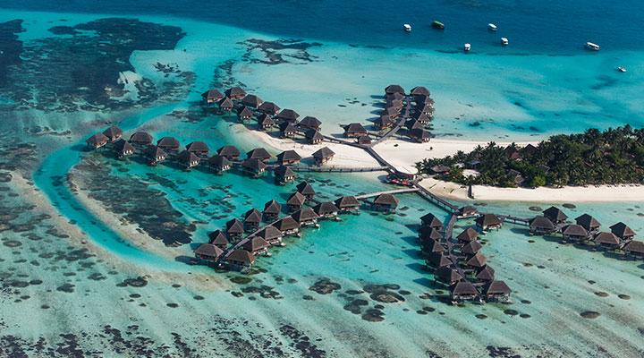 Free day at the Maldives