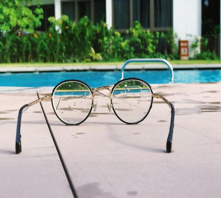 Sigiriya pool