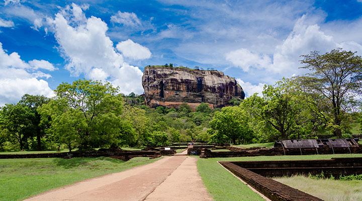 Sigiriya Lion Rock & Polonnaruwa discovery