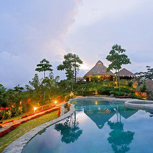 98 Acres Resort & Spa Hotel, Ella, Sri Lanka