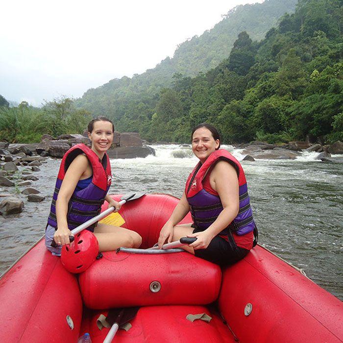 Sri Lanka, Activity, Rafting, Kelani