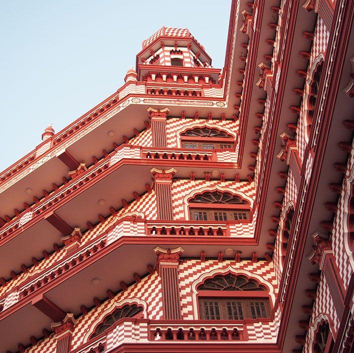 Mosquee, Colombo, Sri Lanka