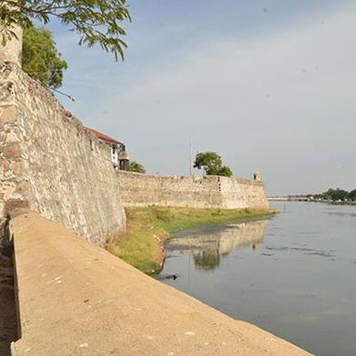 Batticaloa fort,Sri Lanka