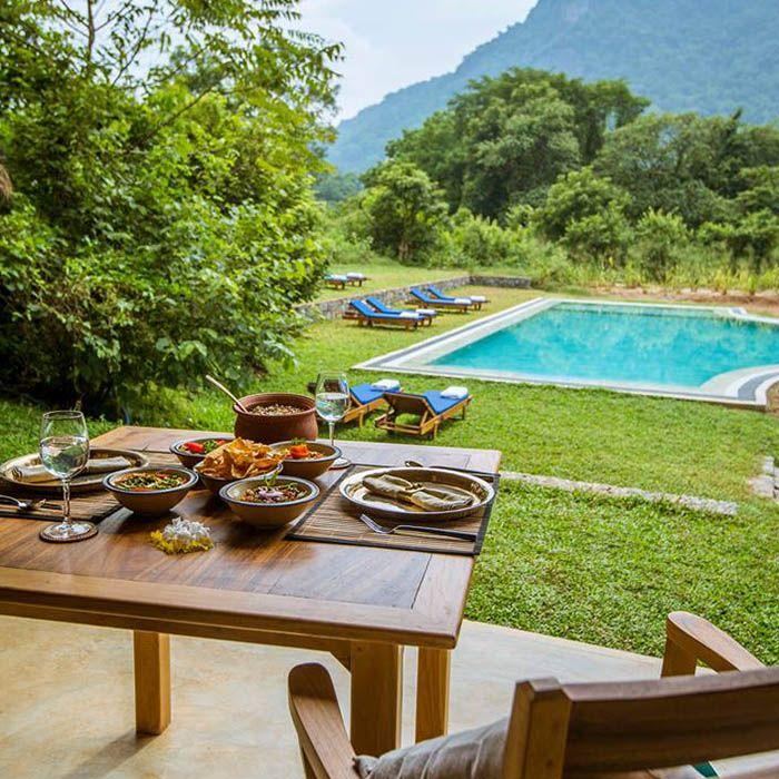 Gal Oya Lodge Hotel, Gal Oya, Sri Lanka