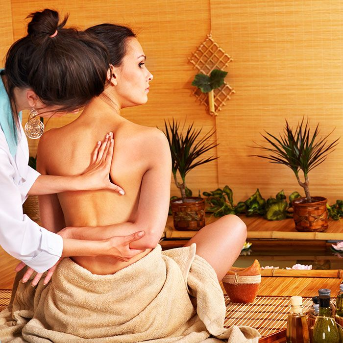 Ayurvedic massage, Sri Lanka