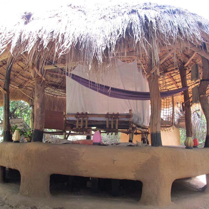 Mud House, Anamaduwa, Sri Lanka