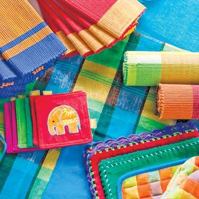 Handlooms, Weaving, Selyn, Sri Lanka