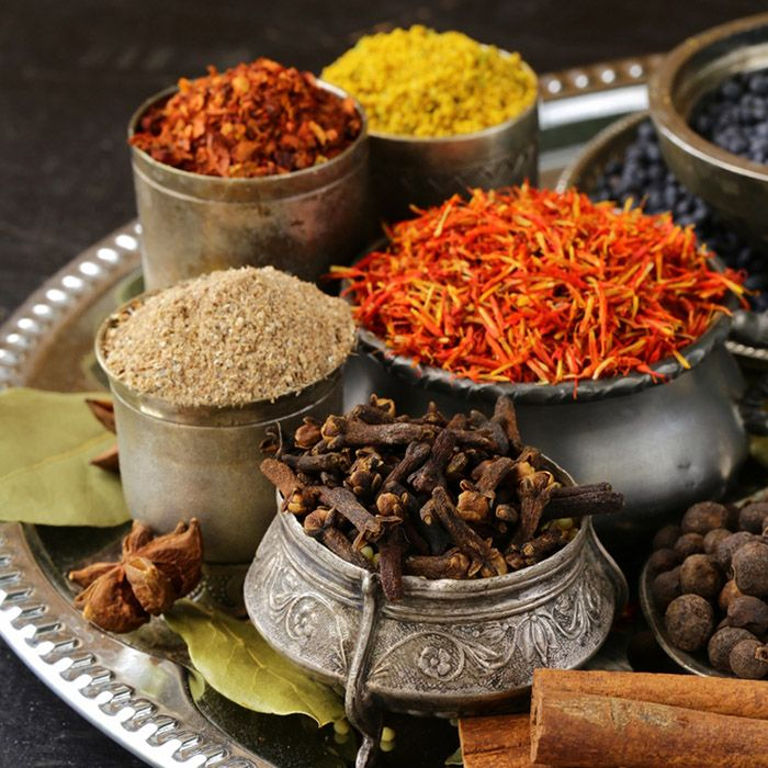 Spices, Sri Lanka
