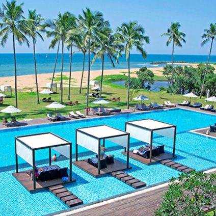 Hotel Suriya Resort, Negombo, Sri Lanka