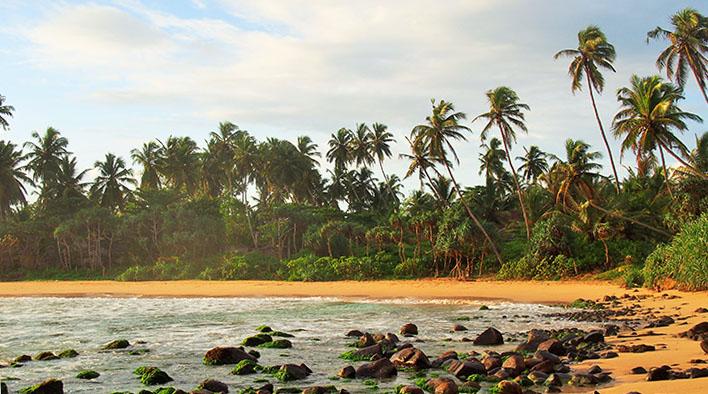 Talalla beach