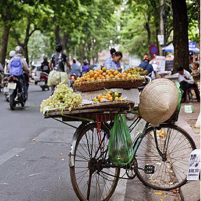 Street, Hanoi, Vietnam