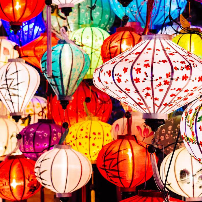 Vietnam, Lanterns