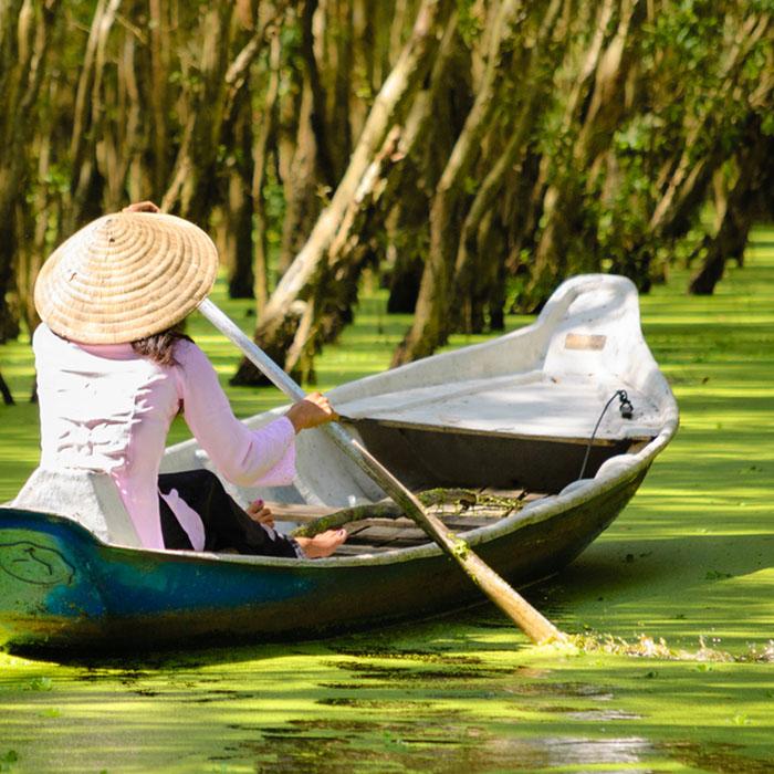 Mekong, River, Vietnam