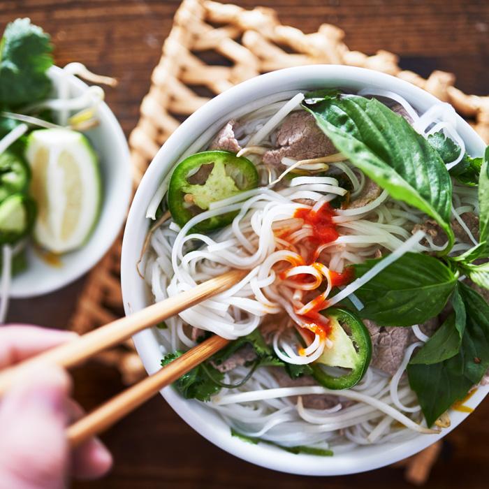 Vietnam, Hanoi, Vietnamese soup, Specialty