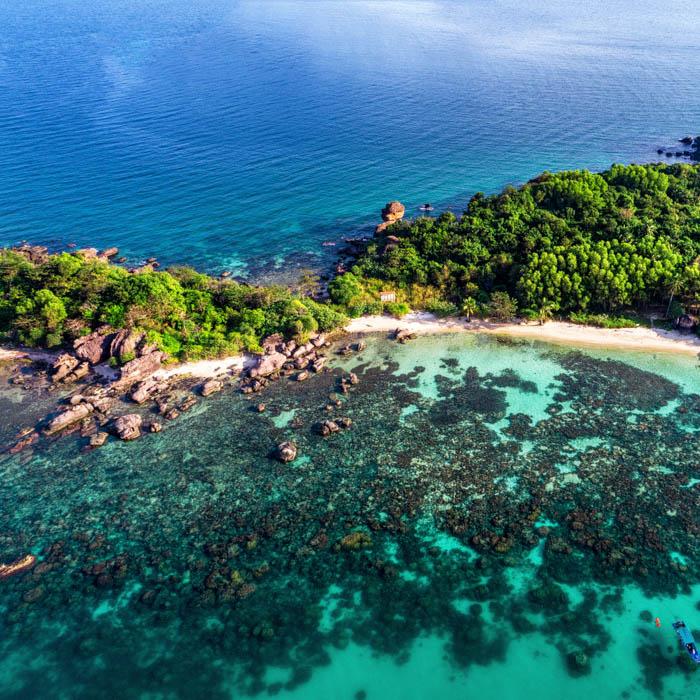 Vietnam, Phu Quoc, island, Gam Ghi