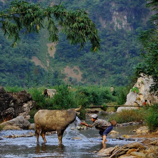 Trek, Na Chi, Quang Nguyen, Vietnam