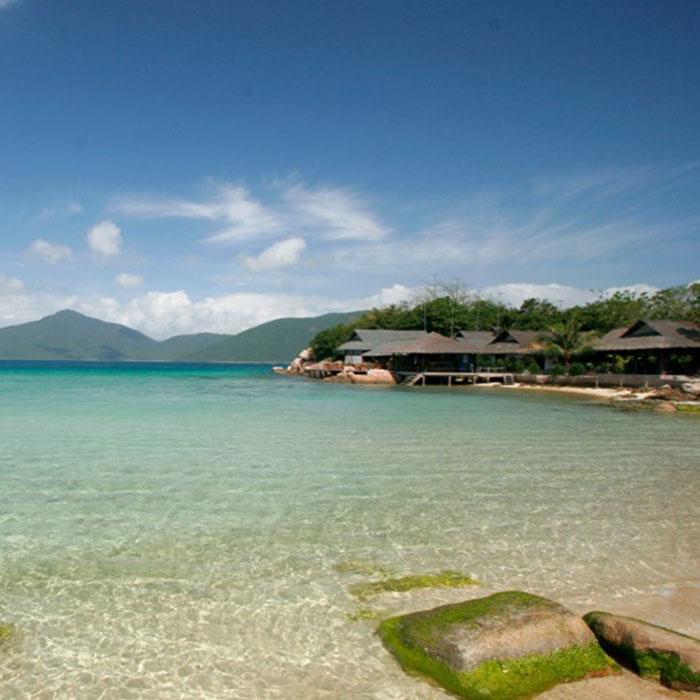 Beach, Whale Island, Vietnam