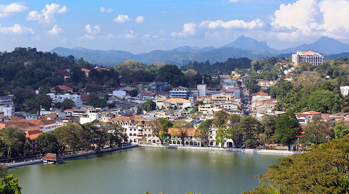 Nuwara Eliya city tour & Kandy Temple of the Tooth