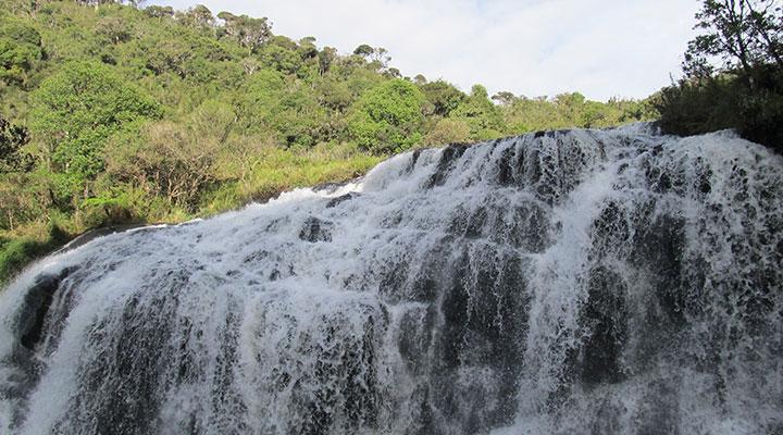 Bambarakanda falls & kayaking