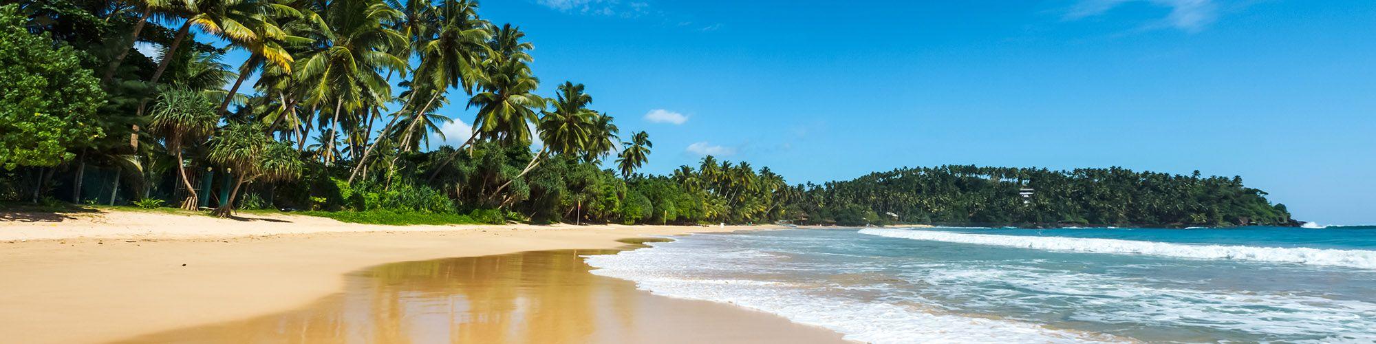 Beach & Relaxation Tours in Sri Lanka